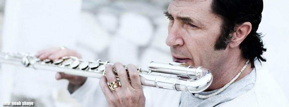 Huellas Flauta Blanca Slide pq