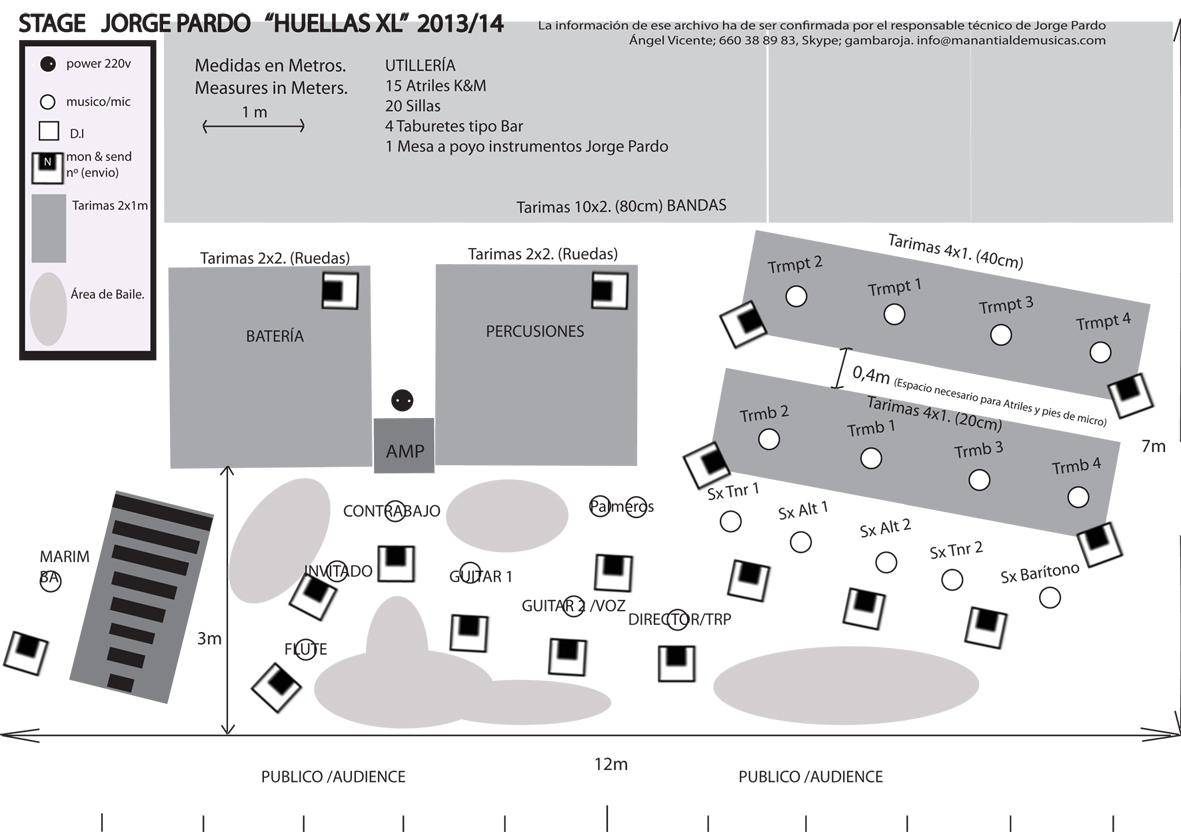 STAGE HUELLAS XL SEXT2.ai