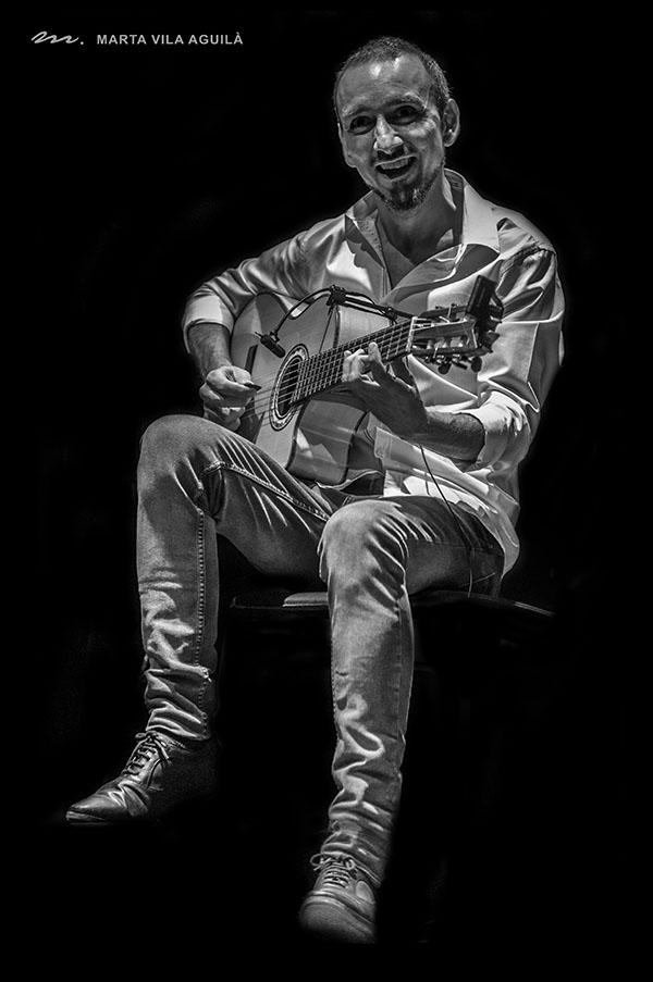 Rycardo Moreno, Jorge Pardo, flauta, saxo, flamenco, cumbre Flamenco Latin Jazz, musica en vivo, España, Flamenco on fire, Pamplona, guitarra flamenca, Paco de Lucia, Camaron, flamenco jam